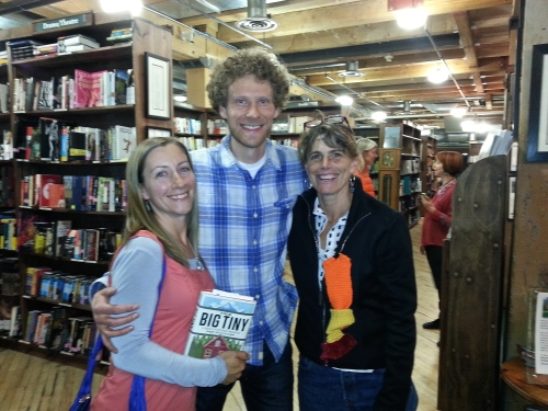 meeting Dee Williams at the Tattered Cover