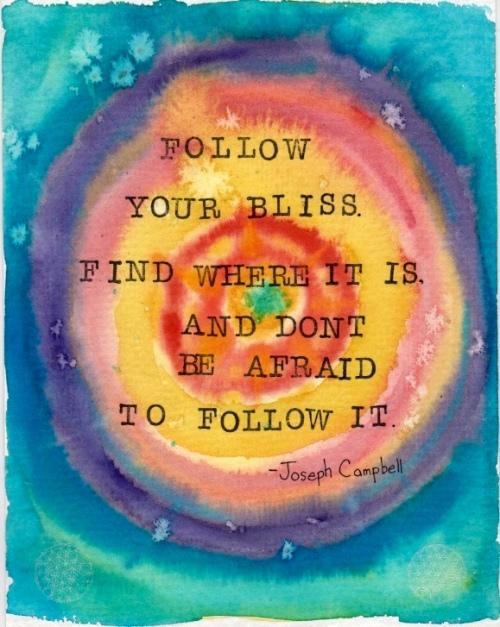 art-follow-bliss